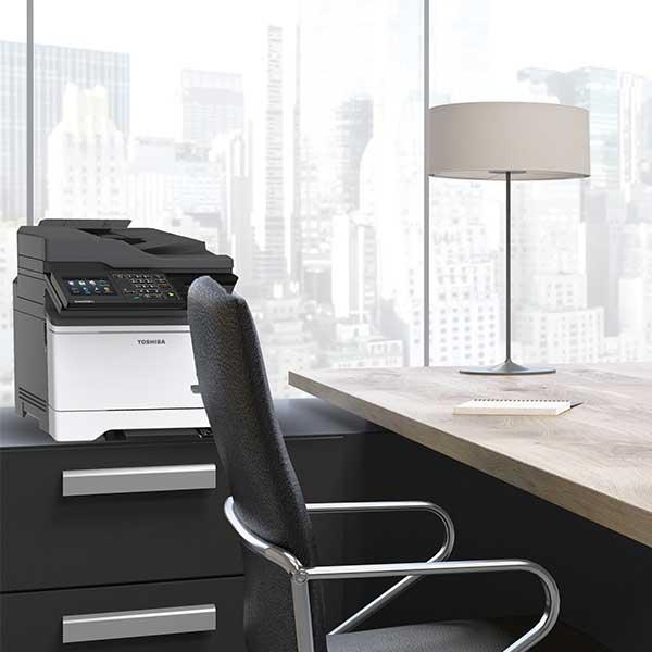 Toshiba's New e-STUDIO 408S